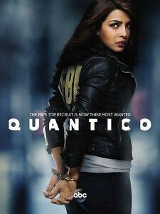 Quantico Serie Completa 720p  Español  Latino